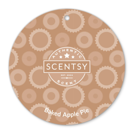 baked apple pie scentsy scent circle