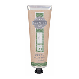 cream shave scentsy soap no 04