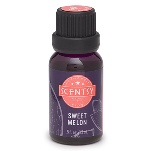 sweet melon natural scentsy oil