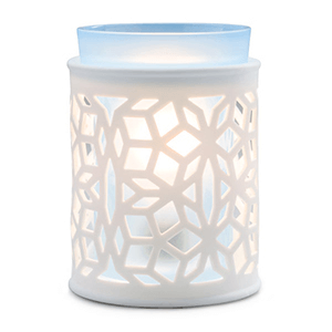 darling with blue insert scentsy warmer scentsy warmers diffusers