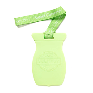 sweet cucumber scentsy car bar