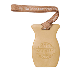 vanilla bean buttercream scentsy car ba